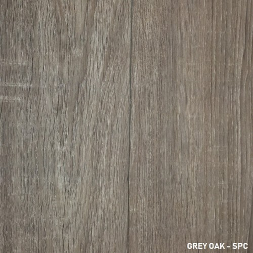 Grey Oak - Hybrid Flooring
